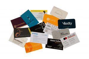 Flyersbrochuresprinted foldersletterheads printed stationery business cards colourmoves